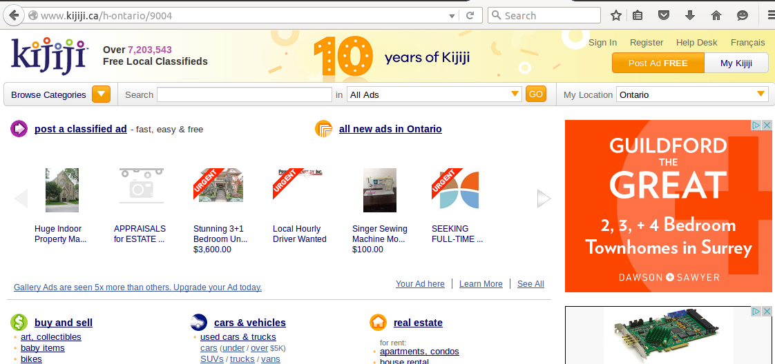 edit my kijiji ad how to find and edit kijiji ad posting wayne out there 10840
