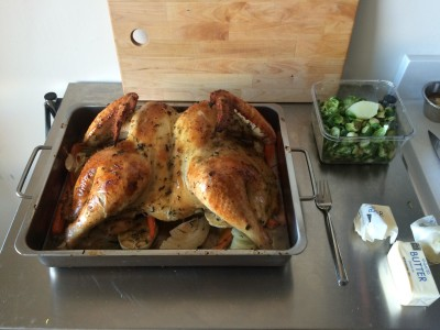 turkey-cooked